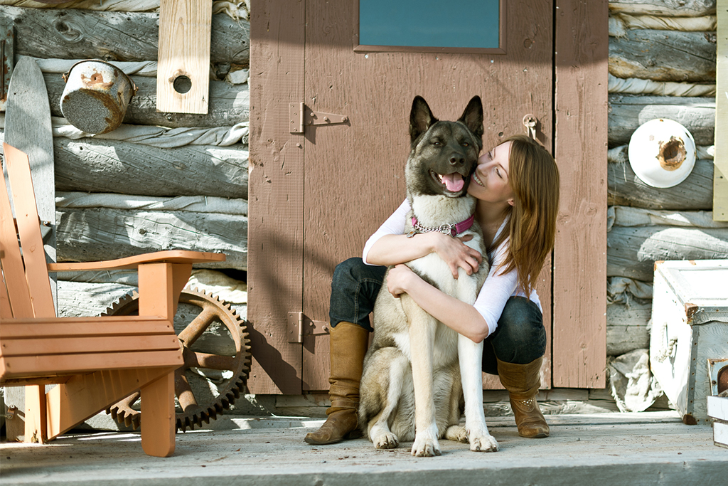 Gatlinburg-cabin-with-pet
