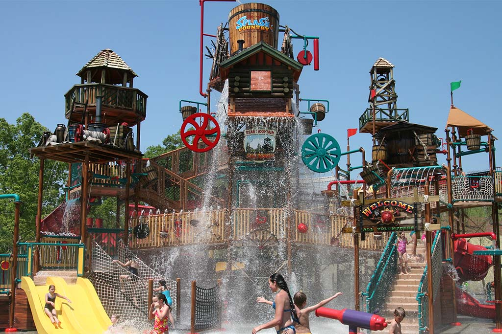 Dollywood's Splash Country Pigeon Forge