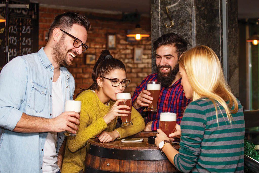East Tennessee beer, wine, cider, moonshine