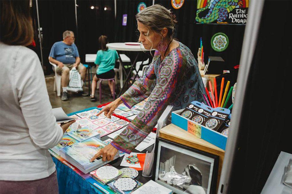 Gatlinburg Craftsmen's Fair July