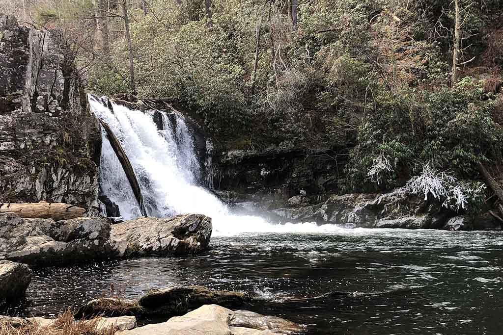 Great Smoky Mountains National Park Abrams Falls