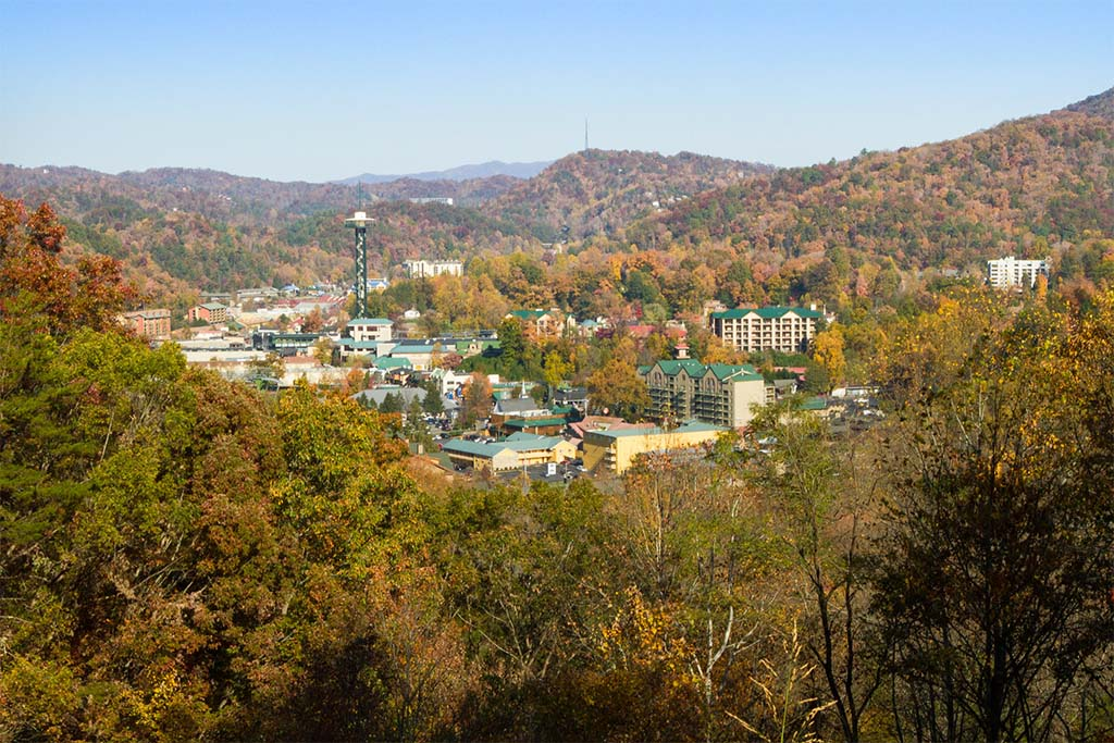 Where to View the Fall Colors in Gatlinburg, Gatlinburg fall colors, Gatlinburg fall foliage