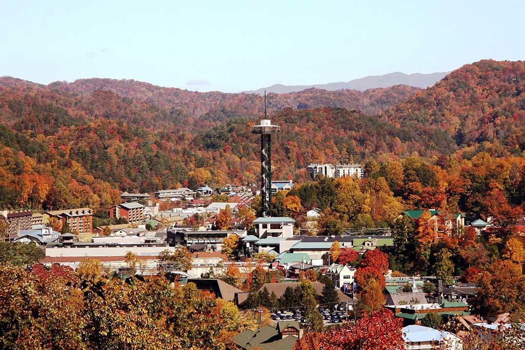 Gatlinburg fall events