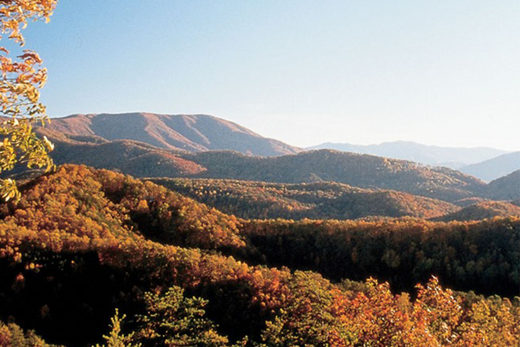 Pigeon Forge fall events