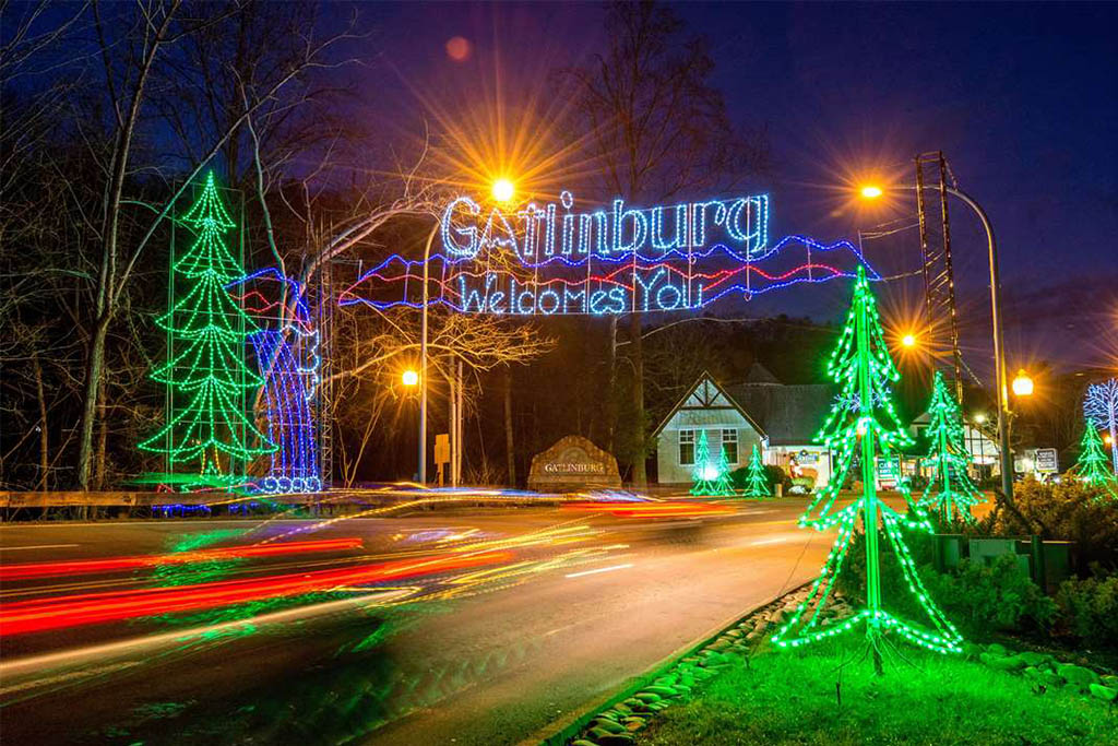 Gatlinburg winter events and activities
