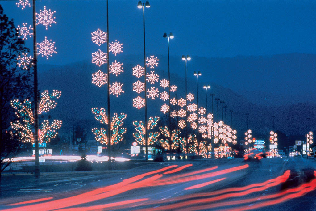 Pigeon Forge winter events, Pigeon Forge winter activities