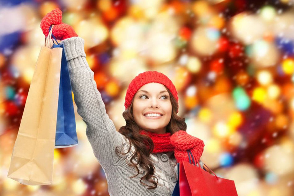 Sevierville holiday shopping