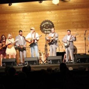 21st Annual Dumplin Valley Bluegrass Festival