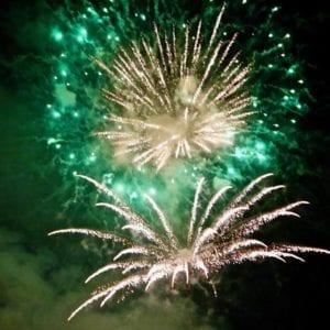 Gatlinburg's Fireworks Finale