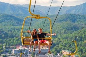 skylift park chair lift