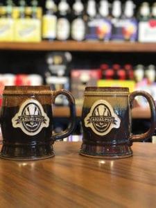 the casual pint mugs